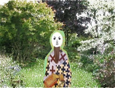 Encore un rêve Au-jardin