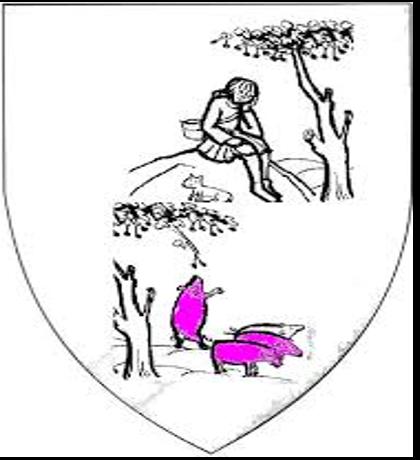 Saint Nicolas dans son enfance Nicolas-cochons